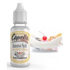 Ароматизатор Capella Banana Split (Банановый сплит)