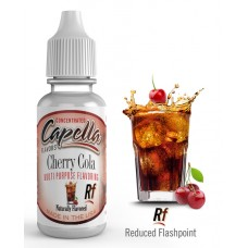 NEW Ароматизатор Capella Cherry Cola Rf (Вишневая кола)