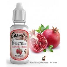 Жидкость для электронных сигарет Capella Pomegranate V.2 (Гранат)