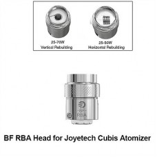 Обслуживаемая база Joyetech CubisBF RBA