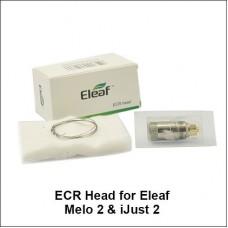 Обслуживаемый испаритель ECR для Eleaf Melo 2/3