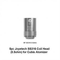Сменный испаритель Joyetech SS316 Coil (Cubis, AIO)
